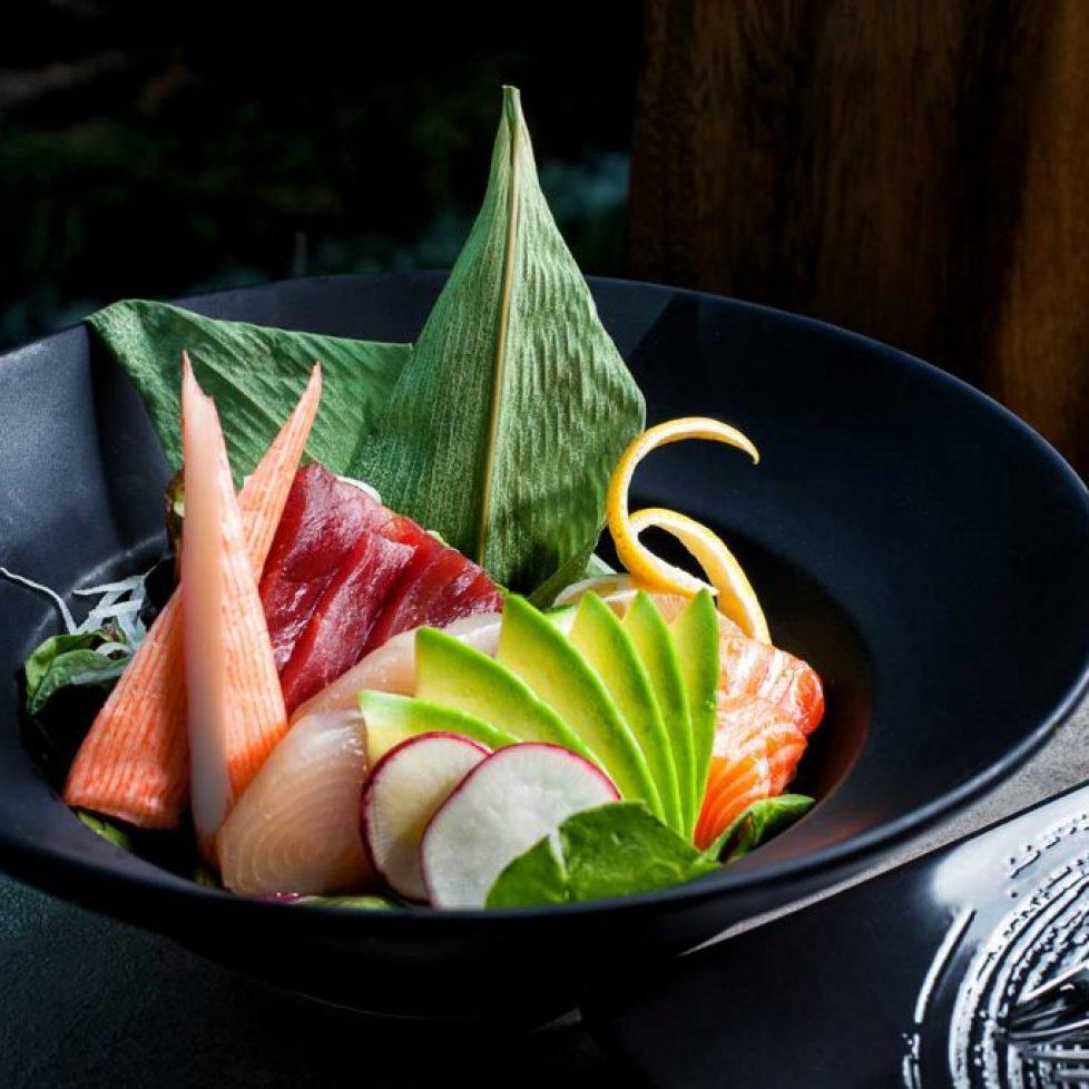 Sashimi-Appetizer